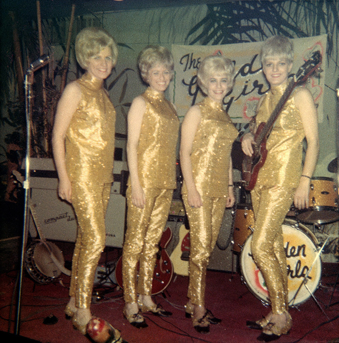 Golden Girls Ready For A Show
