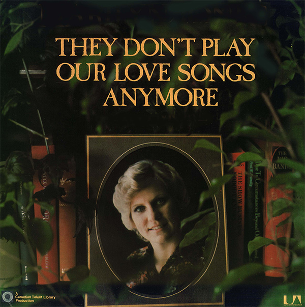 They Don't Play Our Love Songs Anymore Front Cover