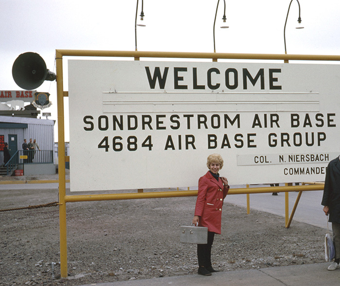 Sondrestrom Air Base