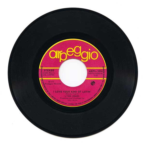 Single Release I Love Your Kind of Lovin'